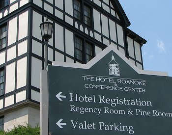 Hotel Roanoke, Virginia
