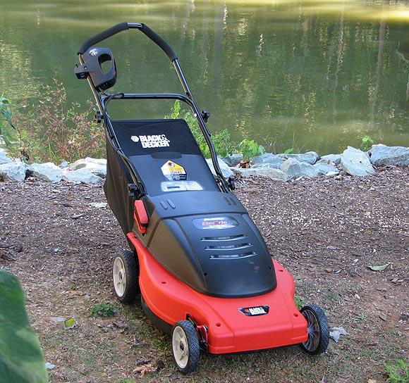 how to make lawnmower mulch better